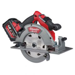Milwaukee M18 FCS66-121C FUEL Circular Saw 18V 1 x 12.0Ah Li-ion - MILM18FCS612