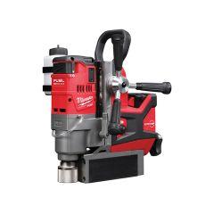 Milwaukee M18 FMDP-502C Fuel Magnetic Drilling Press 18V 2 x 5.0Ah Li-Ion - MILM18FMDP5F