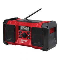Milwaukee M18 JSR-0 Jobsite Radio 18V Bare Unit - MILM18JSR0
