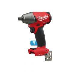 Milwaukee M18 ONEIWP12-0 Fuel ONE-KEY 1/2in Pin Detent Impact Wrench 18V Bare Unit - MILM18OIW12O
