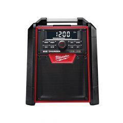 Milwaukee M18 RC-0 Radio Charger 240V & 18V Li-ion Bare Unit - MILM18RC0