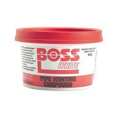 Miscellaneous Boss White Tub 400g - MISBW