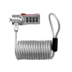 Master Lock Combi Computer Cable Lock 1.8m x 5mm - MLK2120E