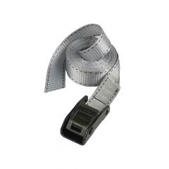 Master Lock Lashing Strap with Metal Buckle 2.5m 150kg - MLK3111E