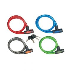 Master Lock Mixed Color Keyed Armoured Cable 1m x 18mm - MLK8228E