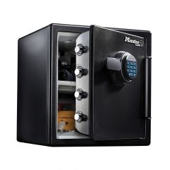 Master Lock Extra Large Digital Fire & Water Safe - MLKLFW123FTC