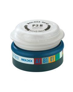 Moldex EasyLock ABEK1P3 R D Pre-assembled Filter (Wrap of 2) - MOL9430