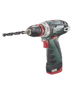 Metabo PowerMaxx BS Quick Basic Drill Driver 10.8V 2 x 2.0Ah Li-Ion - MPT108PMAXX2