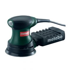 Metabo FSX-200 Intec Palm Disc Sander 125mm 240W 240V - MPTFSX200