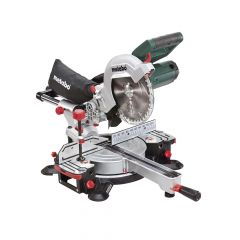 Metabo KGS-216MN Sliding Mitre Saw 216mm 1500W 240V - MPTKGS216MN