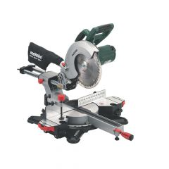 Metabo KGS-216MN Sliding Mitre Saw 216mm 1500W 110V - MPTKGS216MNL