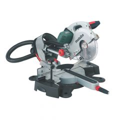 Metabo KGS-254 Plus  Double Bevel Mitre Saw 254mm 2000W 110V - MPTKGS254PL