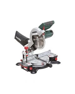 Metabo KS 216 216mm Mitre Saw Lasercut 1350W 240V - MPTKS216N