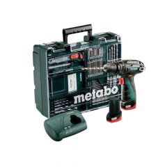 Metabo PowerMaxx SB Combi Mobile Workshop 10.8V 2 x 2.0Ah - MPTPMCOMBIKT