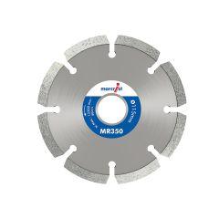 Marcrist Trade Mortar Rake Diamond Blade 115 x 22.2mm - MRCMR350115