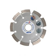 Marcrist Mortar Raking Diamond Blade 125 x 22.2 x 6mm - MRCMR750125