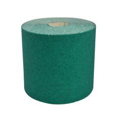 Oakey Liberty Green Sanding Roll 115mm x 10m Coarse 40g - OAK33219
