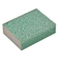 Oakey Liberty Green Sanding Block Medium/Coarse (1) - OAK58595