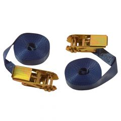 Olympia One-Piece Endless Tie-Downs 25mm x 5m (1in x 200in) 2 Piece - OLY05520