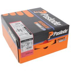 Paslode IM360Ci Nails 51mm - 2.8mm RG BR - 3 Fuel Cells - 3300 Pack