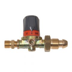 Sievert 0.5-4 bar Adjustable HP LPG Regulator 3/8 BSP - PRMDN20056X