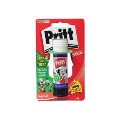 Pritt Stick Glue Large Blister Pack 43g - PRT1456075