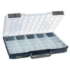 Raaco CarryLite Organiser Case 55 5x10-25/2 25 Inserts - RAA136273