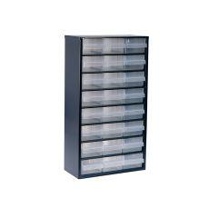 Raaco 1224-02 Metal Cabinet 24 Drawer - RAA137409