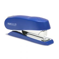 Rapesco Luna Half Strip Front Loading Stapler (blue) - 0237