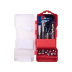 Recoil Metric Sparkplug Thread Repair Kit M18.0 - 1.50 Pitch 6 Inserts - RCL38188