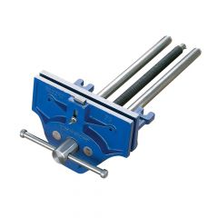IRWIN Plain Screw Woodworking Vice 270mm (10.1/2in) & Front Dog - REC53PD