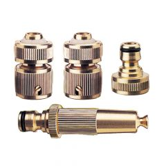 Rehau Brass Fittings Starter Set 12.5mm (1/2in) - REH249546