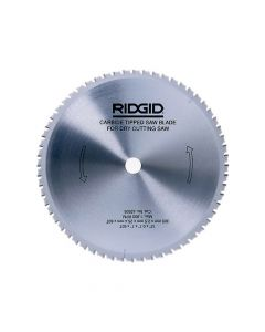 RIDGID TCT Saw Blade for 590L 355 x 25.4mm Bore x 80T - RID58476