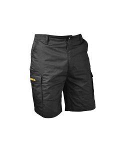 Roughneck Black Work Shorts Waist 42in - RNKSHORT42