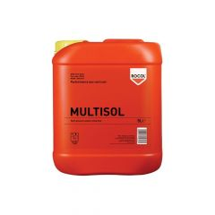 ROCOL MULTISOL Water Mix Cutting Fluid 5 Litre - ROC35226