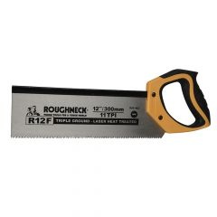 Roughneck R12F Hardpoint Tenon Saw 300mm (12in) 11tpi - ROU34442