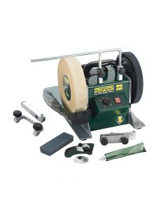 Record Power 250mm (10in) Wet Stone Grinder 160W 240V - RPTWG250