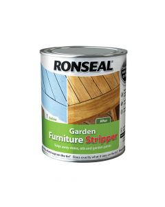 Ronseal Garden Furniture Stripper 750ml - RSLGFS750