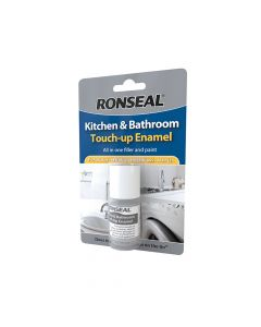 Ronseal Kitchen & Bathroom Touch-Up Enamel 10ml - RSLKBTUE