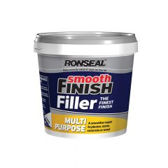 Ronseal Smooth Finish Multi Purpose Wall Filler Ready Mixed 2.2kg - RSLMPRMF22KG