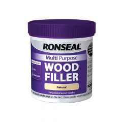 Ronseal Multi Purpose Wood Filler Tub Natural 930g - RSLMPWFN930