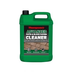 Ronseal Advanced Patio & Block Paving Cleaner 5 Litre - RSLTPBPCP5L