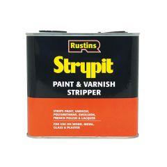 Rustins Strypit Paint & Varnish Stripper 2.5 Litre - RUSNFS25L