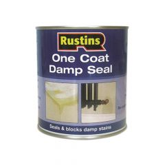 Rustins One Coat Damp Seal 1 Litre - RUSOCDS1L