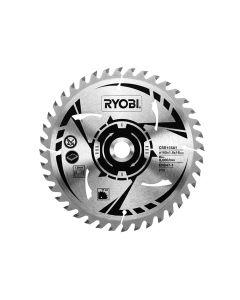 Ryobi Cordless Circular Saw Blade 165 x 16mm x 40T - RYBCSB165A1