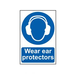 Scan Wear Ear Protectors - PVC 200 x 300mm - SCA0005