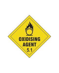 Scan Oxidising Agent 5.1 SAV - 100 x 100mm - SCA13729