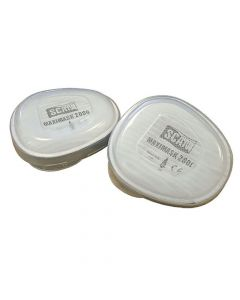 Scan Twin Filter Replacement Cartridge P2 (Pack of 2) - SCAPPECARTP2