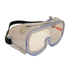 Scan Indirect Vent Safety Goggles - SCAPPEGIDV