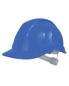 Scan Safety Helmet Blue - SCAPPESHB